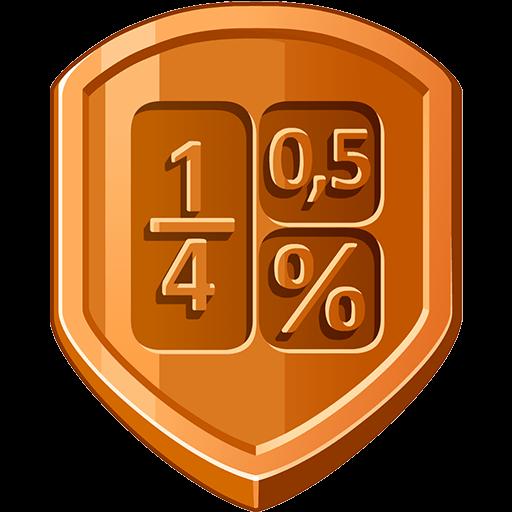 Percents, Ratios and Proportions - 6th Grade (Bronze)
